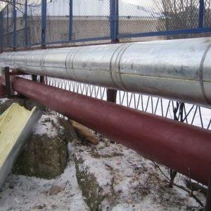 Теплоізоляція трубопроводів теплових мереж: утеплюємо опалення