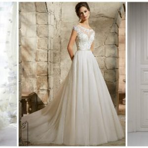 Весільна сукня з рукавами з мережива: фото та ідеї фасонів