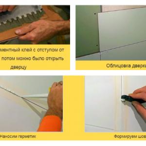 Ревізійні люки-невидимки під плитку: робимо своїми руками