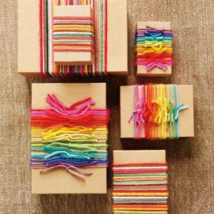 Як красиво упакувати подарунок у подарунковий папір творчий підхід