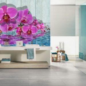 3d плитка для ванної: як правильно вибрати