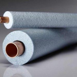 Утеплювач для труб із спіненого поліетилену: характеристики