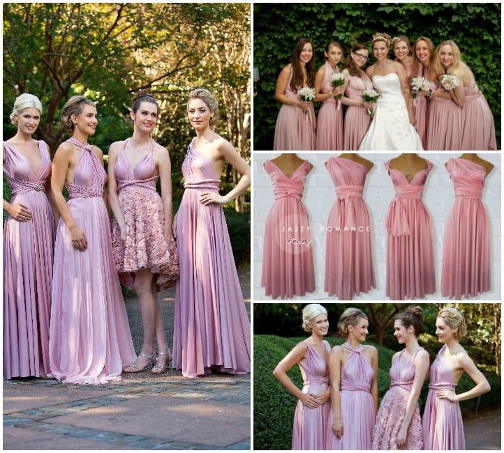 ea4163c2287910 Сукні трансформери для подружок нареченої: поради з вибору | Весілля