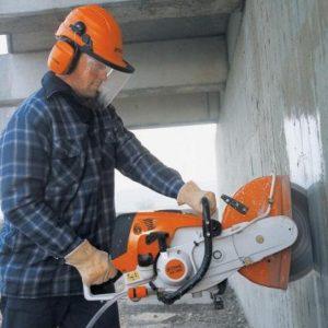 Поради з різання бетону без пилу