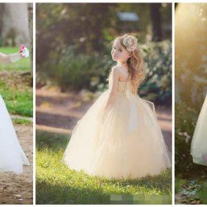 Дитячі сукні для дівчаток: поради з вибору