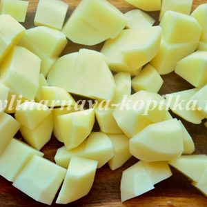 Печеня з яловичини з картоплею: рецепт з фото покроково