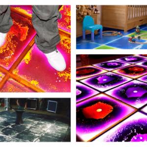 Жива плитка для підлоги: пристрій, особливості та укладання