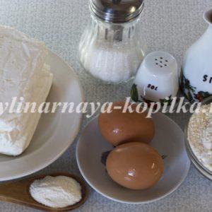 Сирні кульки смажені в маслі: рецепт з фото покроково