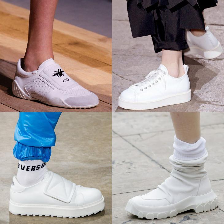 Модні жіночі кросівки 2018  d9a6c7149f83d