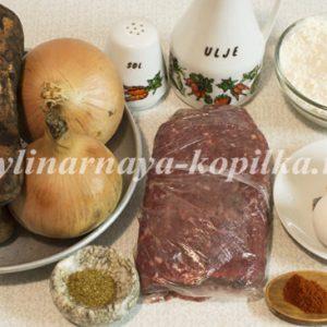 Суп з фрикадельками і галушками: покроковий рецепт з фото