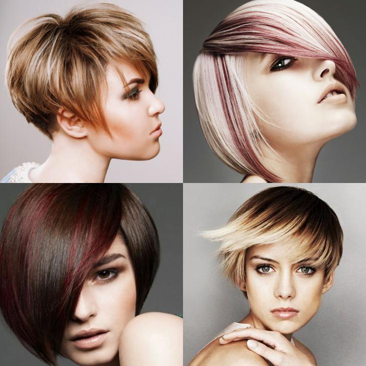 Окрашивание волос 2018: 67фото, новинки и модные тенденции