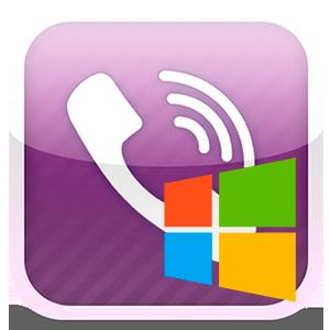 Завантажити Viber на Windows 8 без смс