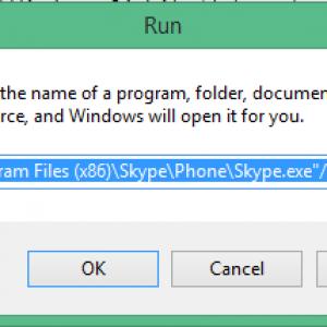 Запуск двох облікових записів Skype на робочому столі Windows