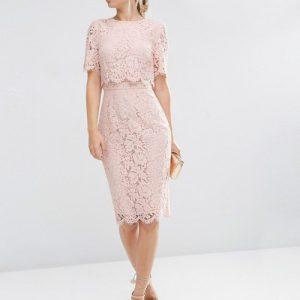 Модні сукні міді 2018-2019 для справжніх леді