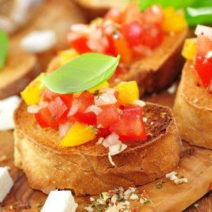Святкові бутерброди і оригінальні бутерброди — оформлення, фото