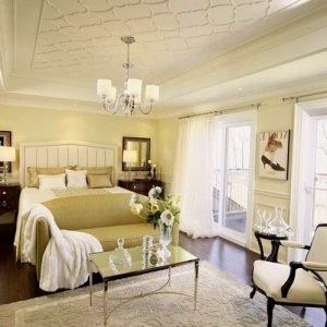 Красивий інтер'єр спальні — оригінальні фото ідеї, як облаштувати спальню