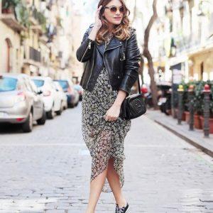 Модні куртки і косухи 2018-2019 — фото, ідеї, з чим носити