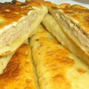 Чебуреки з горілкою: покроковий рецепт з фото, хрустке тісто без яєць в домашніх умовах
