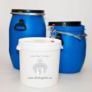 Ємності для бродіння браги: як вибрати бродильну тару з гідрозатворів і без нього?