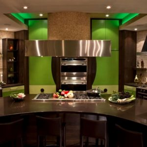 Дизайн інтер'єру кухні площею 12 кв. метрів, ідеї та фото