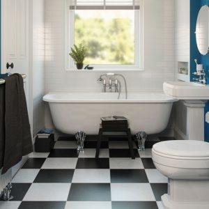 Дизайн ванної кімнати і туалету, фото суміщених санвузлів