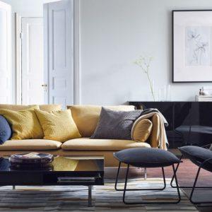 Вітальні ІКЕА, фото каталог інтер'єрів та меблів