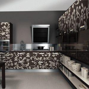 Інтер'єр сучасної кухні в стилі хай-тек (Hi-Tech): дизайн, фото