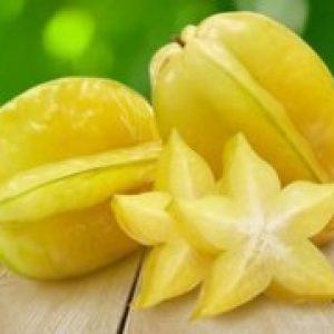 Карамбола зоряний фрукт, як його їдять, смак, корисні властивості