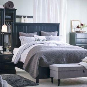 Меблі для спальні від ІКЕА. Фото дизайну і планування спалень