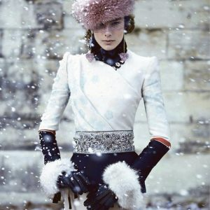 Модні зимові луки — фото, стильні ідеї, що носити взимку