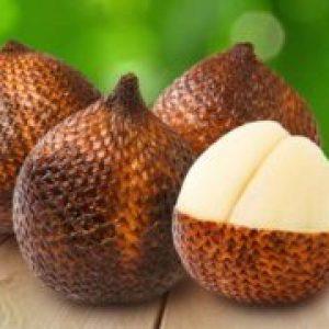 Салак екзотичний зміїний фрукт корисні властивості і шкоду