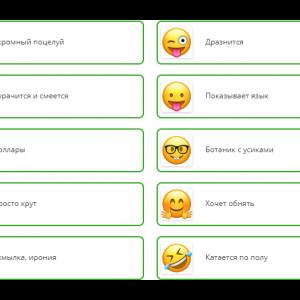 Значення смайликів в WhatsApp: що вони означають